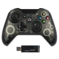 Wireless Bluetooth Controller Gamepad For Microsoft Xbox One Windows Laptop