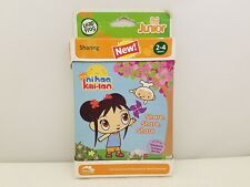 LeapFrog Tag Junior | Nickelodeon Ni Hao, Kai-lan  Share, Share, Share | Sharing