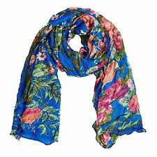 Unbranded Floral Scarves & Shawls for Women