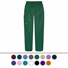 Sivvan Women's Scrubs Drawstring Cargo Pants (Available in 12 Colors)