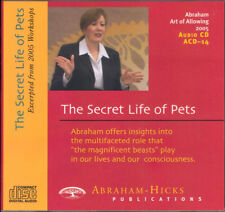 Abraham-Hicks Esther CD Secret Life of Pets - NEW