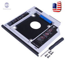 with bezel 2nd HDD SSD hard drive caddy For HP ZBook 15 ZBook 17