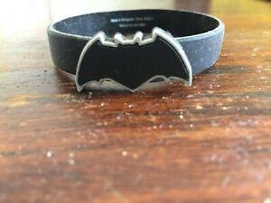Justice League promo wristband Batman