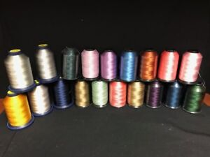 #122 Robison Anton Super Strength Rayon Embroidery Thread