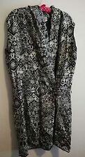 Woman's silk YSL wrap dress size 16