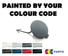 NEW VW POLO 09-16 FRONT CROSS TOW HOOK COVER CAP PAINTED BY YOUR COLOUR CODE