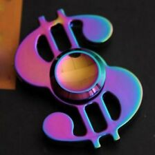 New Dollar sign Hand Fidget Spinner Finger Gyro Anti Stress Toy Gift Party Favor