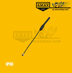 IPEX Antenne 5,8GHz Linear 0,5g Micro FPV Antenna Pigtail Durable Light 85mm