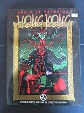 World of Darkness Hong Kong WW2009 White Wolf