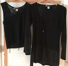 Thailan Black Sweater Set