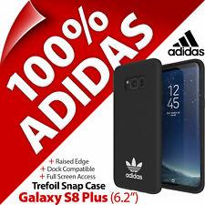"""Adidas Originals Trébol Broche De Presión Funda para Samsung Galaxy S8+/S8 (6.2"""") PLUS"""