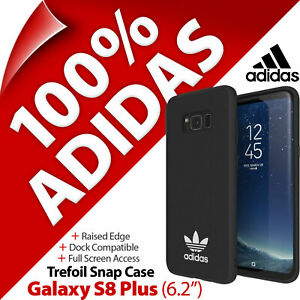 "adidas Originals Trefoil Snap Case Cover for Samsung Galaxy S8+ / S8 PLUS (6.2"")"