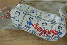 Betty Boop * icónicas Super Mini-bolso de mano * personaje de cómic * piel sintética *