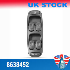 NEW VOLVO S70 V70 XC70 98-2000 POWER WINDOW SWITCH CONSOLE LHD 8638452 03458545