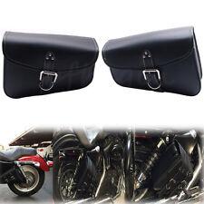 Motorrad Satteltasche Gepäck Rücksitz Tasche Paket für Harley Sportster XL 883