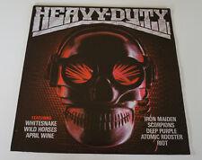 Heavy Duty - 1985 UK Heavy Metal Compillation Iron Maiden Deep Purple Scorpions