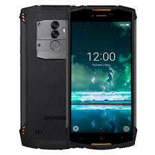 "DOOGEE S55 5.5"" IP68 Android 8 4GB RAM 64GB ROM Octa Core 5500mAh 4G Smartphone"