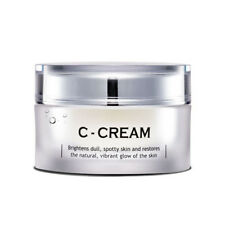 AHC C-Cream 50ml, Brightens Dull,Spotty Skin. Improves the Natural Glow of Skin