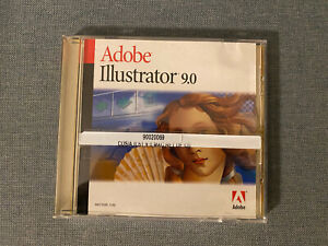 Adobe Illustrator 9.0 Mac