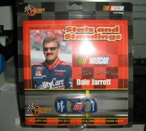 1999 Winners Circle Stats Standings Dale Jarrett Driver Guide Book 88 Nascar