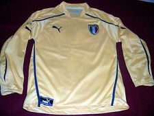ITALIA ITALY NATIONAL TEAM GOALKEEPER BUFFON FOOTBALL SHIRT CAMISETA PUMA 2003