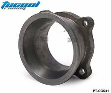 """2.5"""" to 3"""" V-Band Turbo Downpipe Exhaust Flange Adapter 4 Bolts CONVERSION KIT"""
