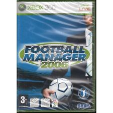 Football Manager 2006 Videogioco XBOX 360 Sigillato 5060004766307