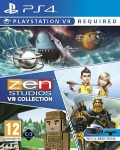 Zen Studios VR Collection - PS4 PlayStation (PSVR Required)
