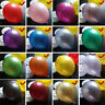 """EXTRA THICK LONG LASTING 12 """" LATEX PEARL BALLOONS WITH 3.2 G (HELIUM AND AIR)"""