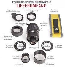 Baader Planetarium 2454826 zoom ocular Hyperion Mark IV negro 8-24 mm