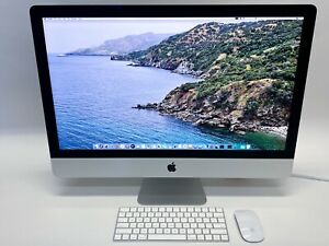 "Mid 2017 Retina 5K iMac 27"" 4.2GHz i7/16GB/512GB Flash/Radeon Pro 580"