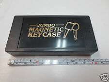 Hide-a-Keys Magnetic Spare Key Case/ Jumbo Size/ Strong
