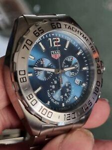 Tag Heuer Formula 1 Mens Chrono Quartz Wristwatch.  CAZ101AB.BA0842