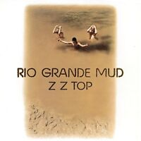 ZZ TOP - RIO GRANDE MUD   VINYL LP NEW+