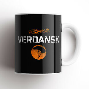 Welcome to Verdansk COD Warzone Coffee Mug