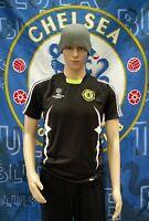 Chelsea (UEFA Champions League) Official Adidas Football Shirt (Adult Small)