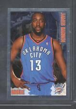 2009-10 PANINI NBA JAMES HARDEN SP FOIL ROOKIE RC CARD STICKER HOUSTON ROCKETS