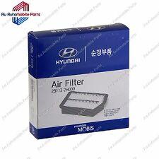 Genuine Hyundai Elantra (2006-11) i30 FD (07-12) Kia Cerato TD(10-13) Air Filter