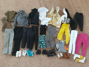 Mattel Ken and Integrity Toys Homme Clothing Lot