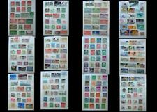 North American Stamp Collection, Great Stamps From Canada Newfoundland & US