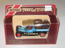 "Matchbox MoY Crossley ""Lowenbrau"" (Y-26) M/B - Red box"