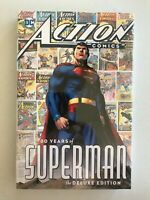 Action Comics 80 Years of Superman Deluxe Edition Hardcover [DC 2018] 1st Print
