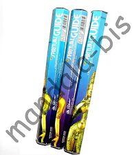 Encens Spiritual Guide - Lot de 3 Boites x 20 bâtonnets (Padmini Indian Incense)