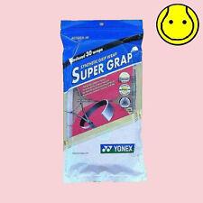 Yonex RED Super Grap Overgrip 30 Pack Tennis Grip