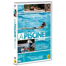 La piscine (1969) Jacques Deray, Alain Delon / DVD, NEW