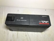 SONY EXCD-1RF 1 Bit D/A Converter System Car CD Changer 10 CD Changer