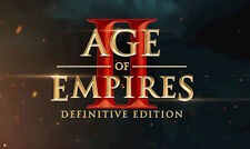 AGE OF EMPIRES II DEFINITIVE EDITION Windows download key