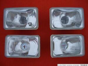 1 Scheinwerfer NEU BMW E30 Taifun Taifun-Grill 325 Doppelscheinwerfer headlights