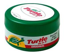 Turtle Wax Original Hard Shell Shine Soft Paste Car Motorbike Motorcycle 250g