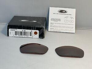 New Oakley Fuel Cell VR28 Black Polarized Replacement Lens Authentic Original